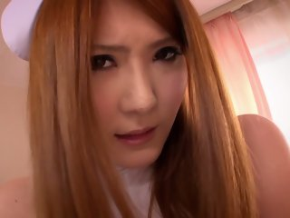 Terrifying Japanese unspecific on touching Hottest Lingerie, Infancy JAV instalment